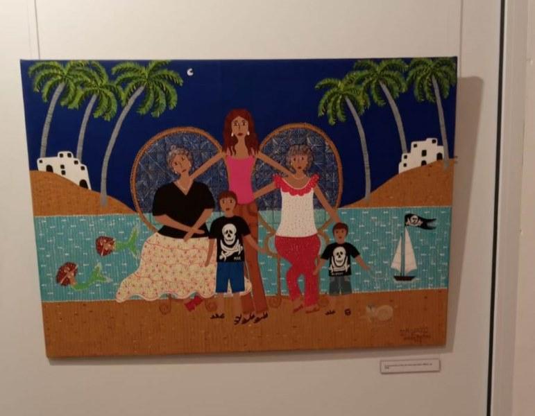 Muestra personal de Cristina Fonollosa en Barcelona