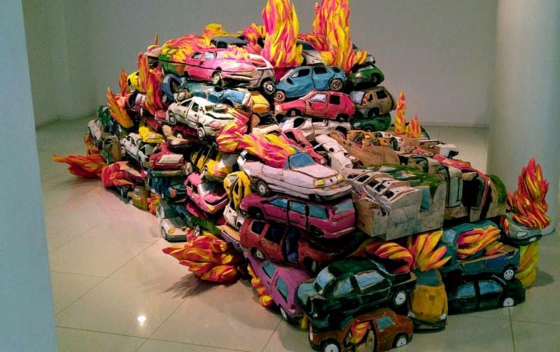 Art Madrid'21: Concluye la más especial de sus ediciones