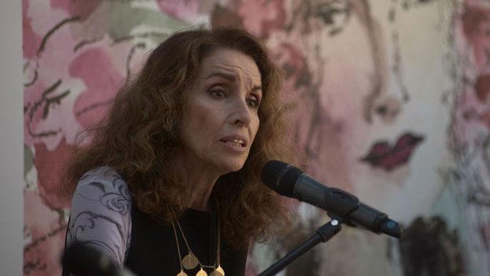 """Ana Belén en """"Antonio y Cleopatra"""""""