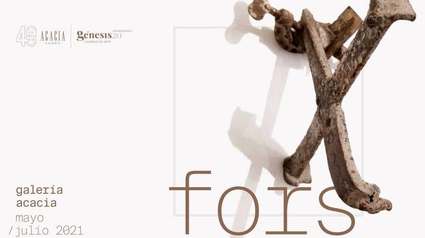 Nueva exposición de José Manuel Fors en La Acacia
