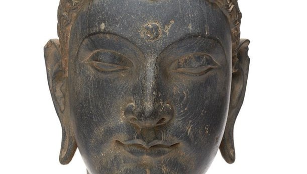 Museo de Arte Kimbell. Buda, Shiva, Lotus, Dragón