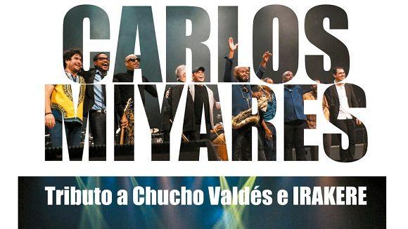 Carlos Miyares y el DVD Tributo a Chucho Valdés e Irakere