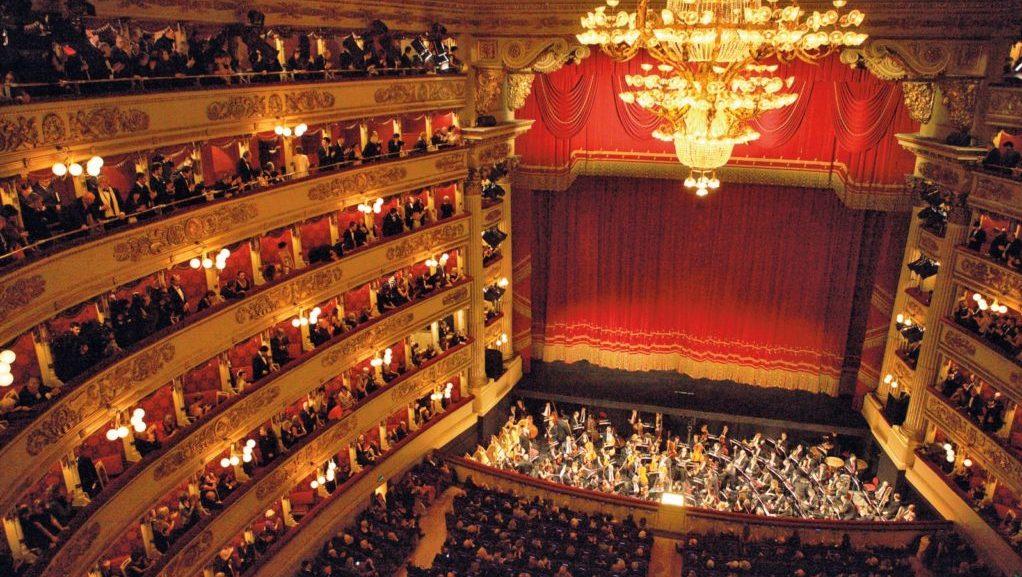 Conciertos gratuitos en La Scala de Milán