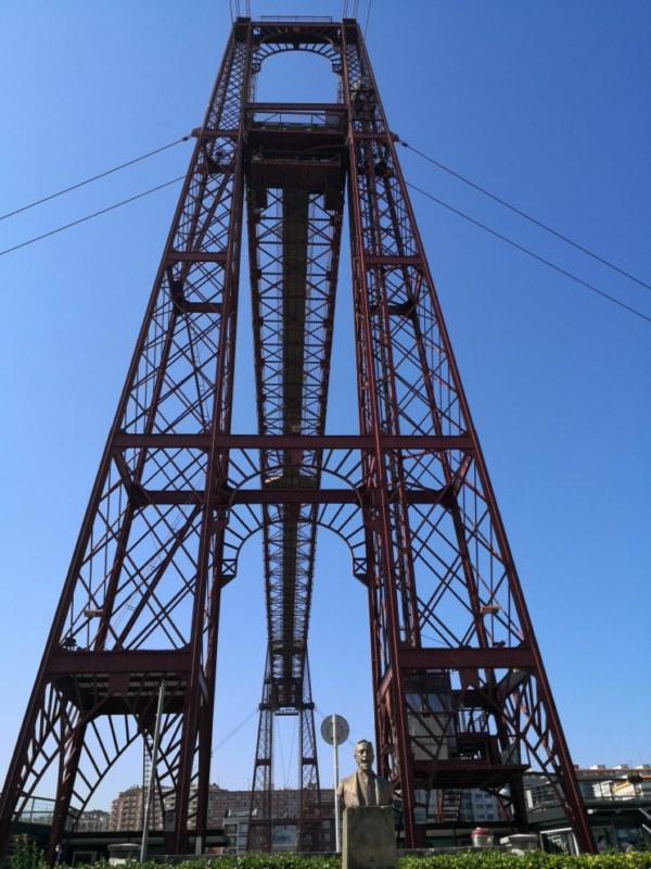 Puente Bizkaia, Patrimonio de la Humanidad