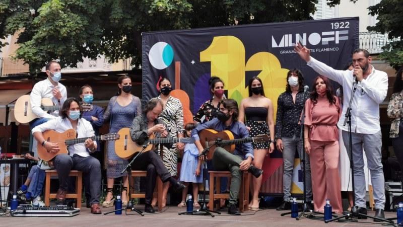 Milnoff festival flamenco volverá en septiembre a Granada