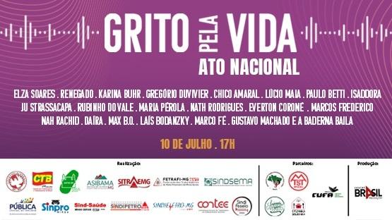 """El festival cultural """"Grito pela Vida"""" recogerá donaciones"""