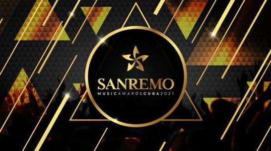 San Remo Music Award por primera vez en Cuba
