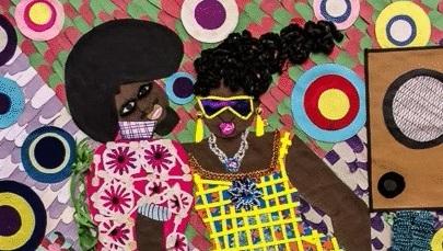 Textures Summer Group Show. Francklin Mbungu