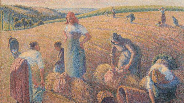 Camille Pissarro. The Studio of Modernism