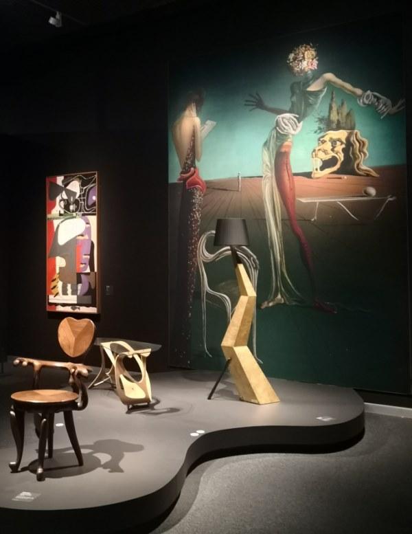 Objetos de deseo. Surrealismo y diseño, 1924-2020