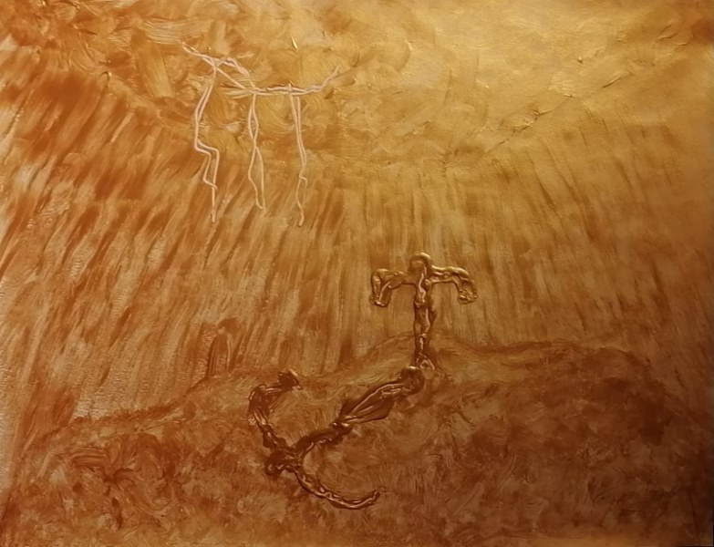 """""""Yukahú. Baguá. Maorokoti. El Señor de la Yuka y el Casabe"""""""