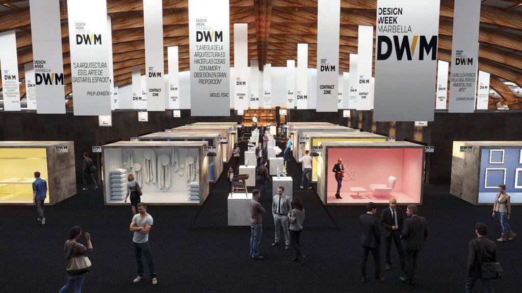 Design Week Marbella invita a una experiencia única