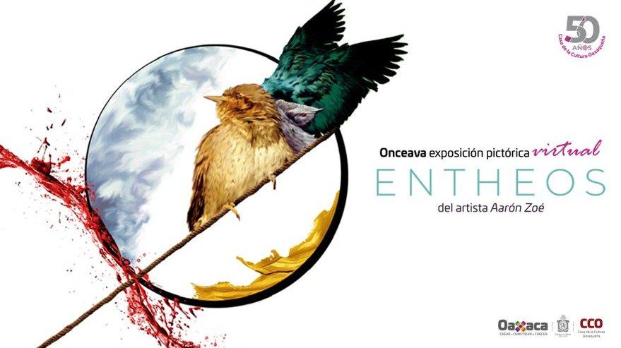 Casa de la Cultura Oaxaqueña propone ENTHEOS