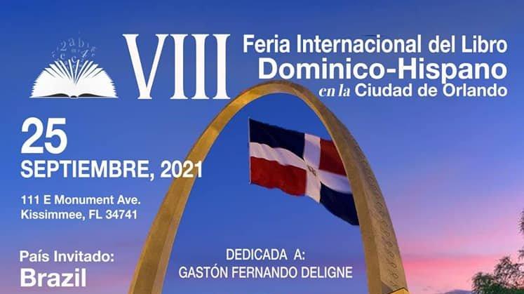 A las puertas VIII Feria Internacional del Libro Dominico- Hispano