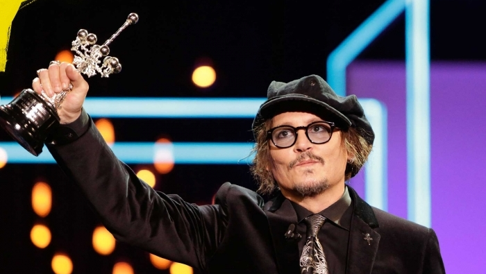 Johnny Depp: ''People are the only reason why I am here''