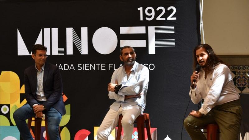 Farru estará en MILNOFF festival flamenco