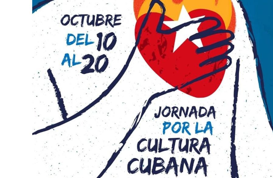 Inicia en Cuba jornada por la cultura