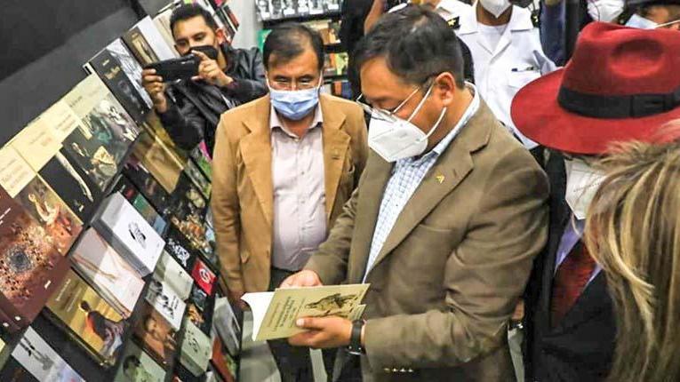 Feria del Libro de Cochabamba con apretada agenda