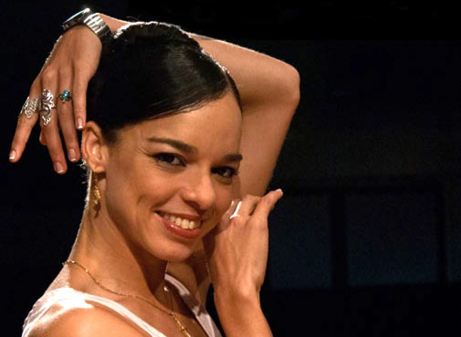 Viengsay Valdes Represents Cuba at Tokyo Ballet Festival