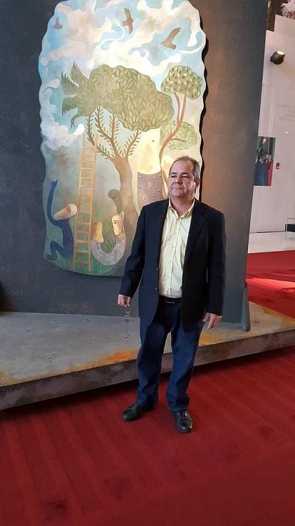 Arte por Excelencias acompaña a Mendive en el Kennedy Center
