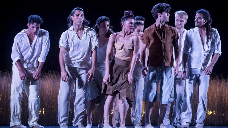 Acosta Danza, Poesía visual, intensa energía