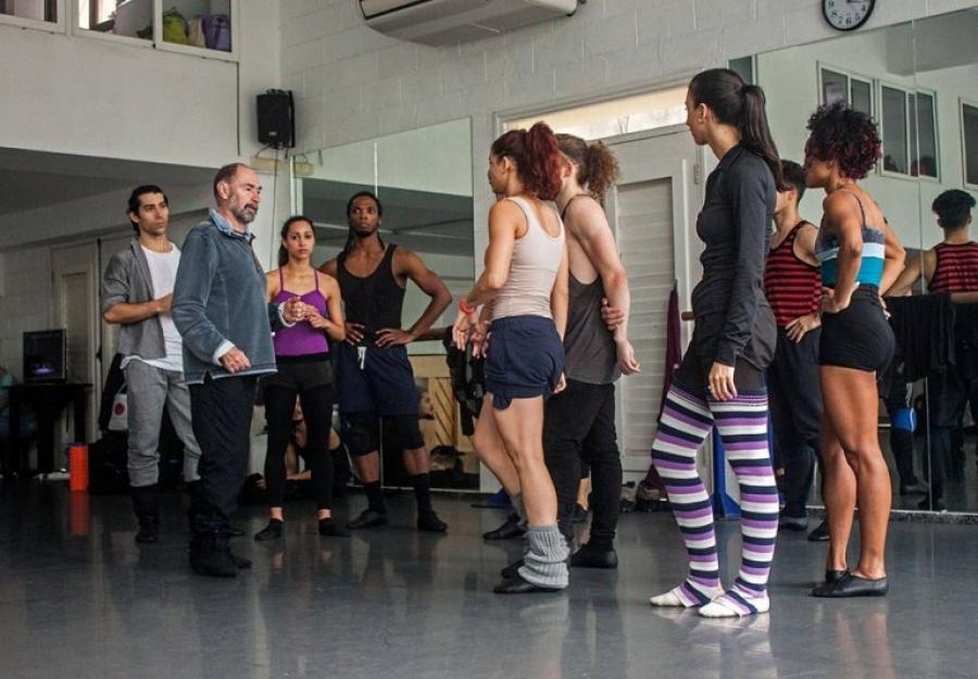 Christopher Bruce en Cuba: un mito sobre la escena