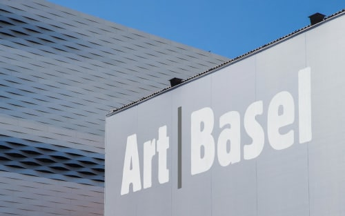 Art Basel announces gallery list for its Basel show in 2018