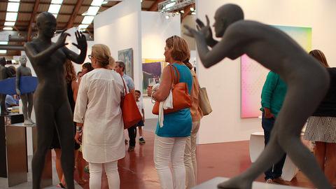Arte por Excelencias y ArtMarbella, juntos por el arte contemporáneo