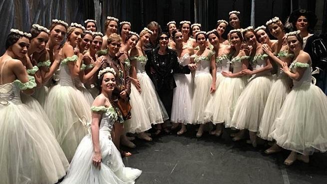 Declaran al Ballet Nacional de Cuba patrimonio cultural de la nación