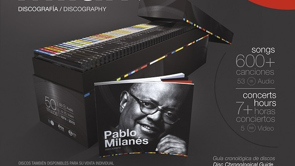 La colección Pablo Milanés disponible próximamente en tiendas de Artex