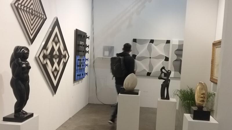 La Semana del Arte en Miami. ¿Esculturas? Sembradas por doquier
