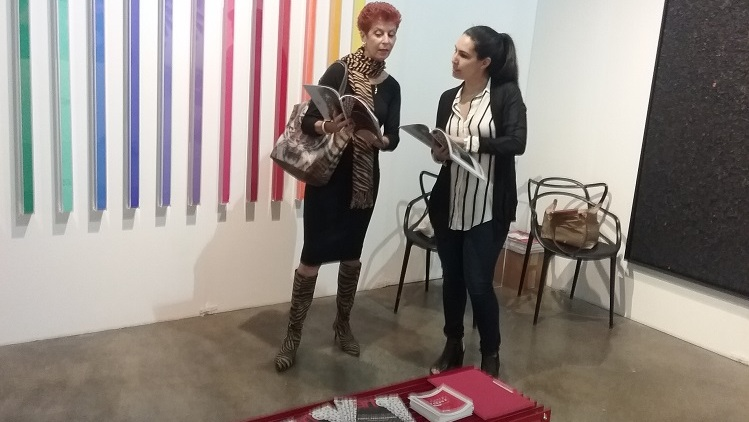 Arte por Excelencias pasea por seis Ferias de la Semana de Arte en Miami