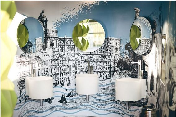Barceló Málaga recibe el premio Letra de Plata por su interiorismo