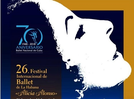 El Festival Internacional de Ballet de La Habana llegará en octubre