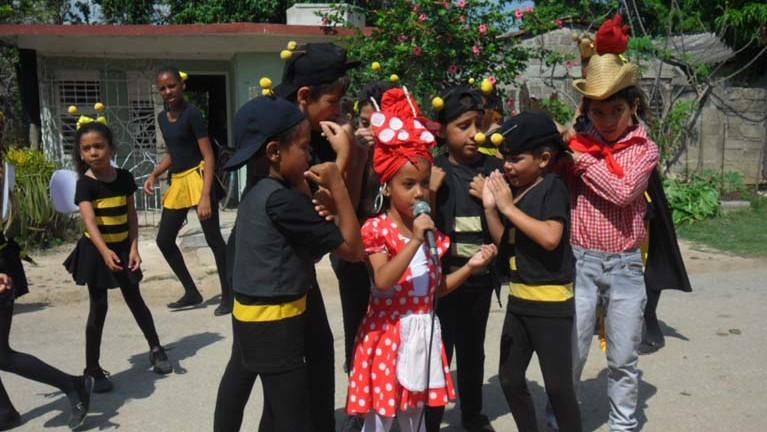 La Colmenita en Santiago de Cuba