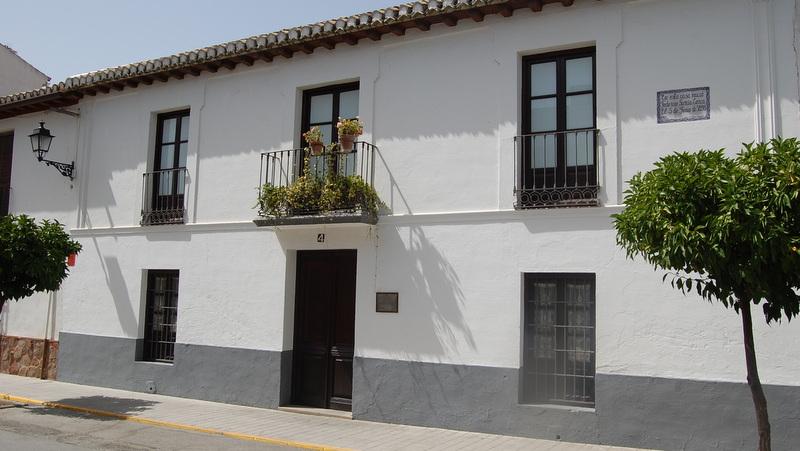 Fuente Vaqueros: saludando a Lorca