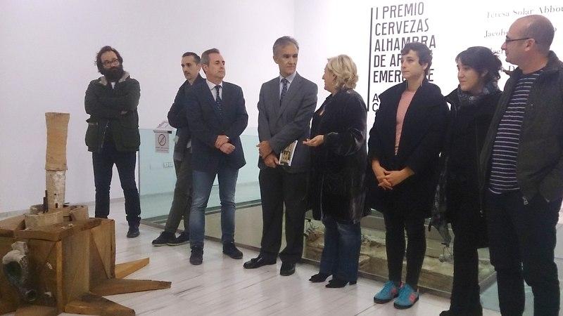 Regresa a Granada el Premio Cervezas Alhambra de Arte Emergente