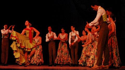 BEC: La Casa Alba en piel de flamenco