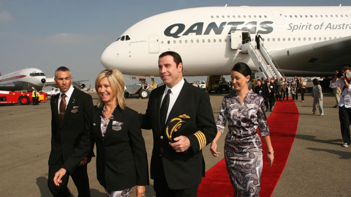 Rodar con Arte: El Boeing 707 de John Travolta