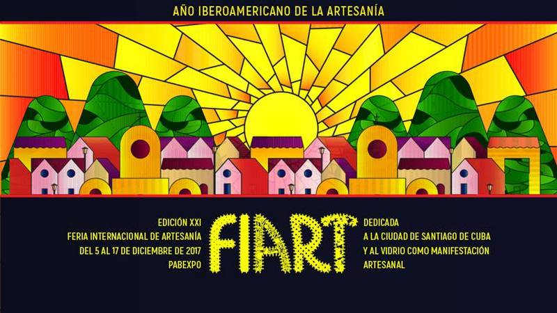 21st International Fair of Handicraft FIART 2017 Opened in Cuba