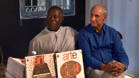 Tatagua más Chocolate es igual a Arte por Excelencias