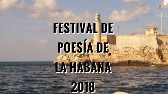 Poesía y primavera para un festival en La Habana