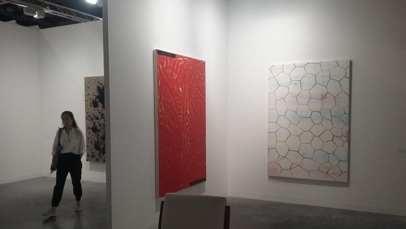 Galería Luciana Brito. Sorpresas repletas de... arte