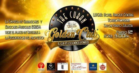El Club de los Soneros Dorados, nueva apuesta por el son