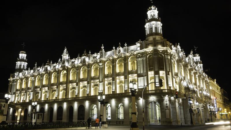 El arte, multiplicado, ronda el Gran Teatro de La Habana Alicia Alonso