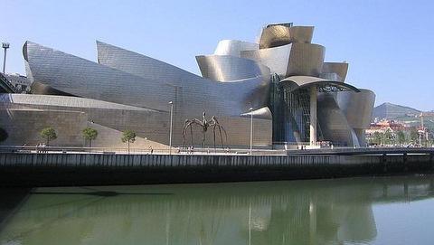 Guggenheim de Bilbao con nuevo record de visitas para julio y agosto