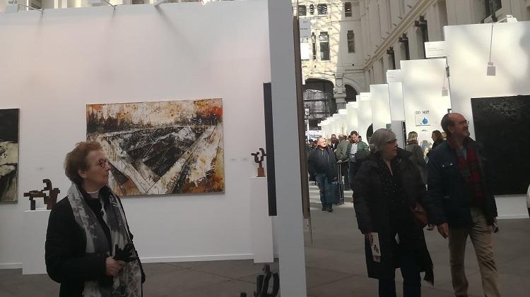 Abre sus puertas Art Madrid 2018