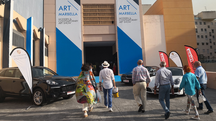 Art Marbella 2018, más que una Feria de Arte