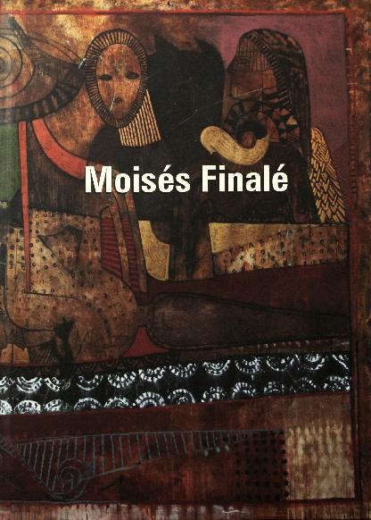 """Presentación del catálogo """"Moisés Finalé"""" de Collage Ediciones"""