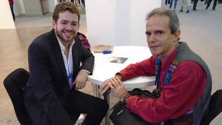 Javier López y Fer Frances apuestan por Latinoamérica